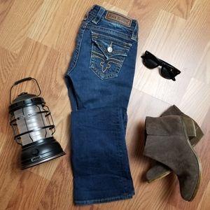 ⚜Rock Revival Jessica Jeans